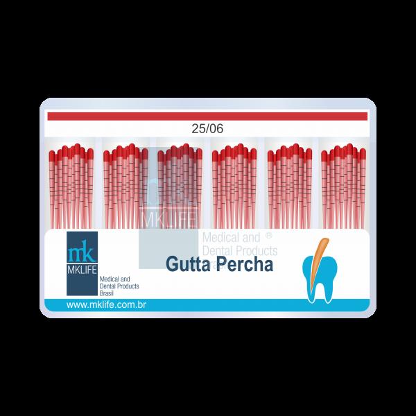 Cone de Gutta Percha Tapper 06
