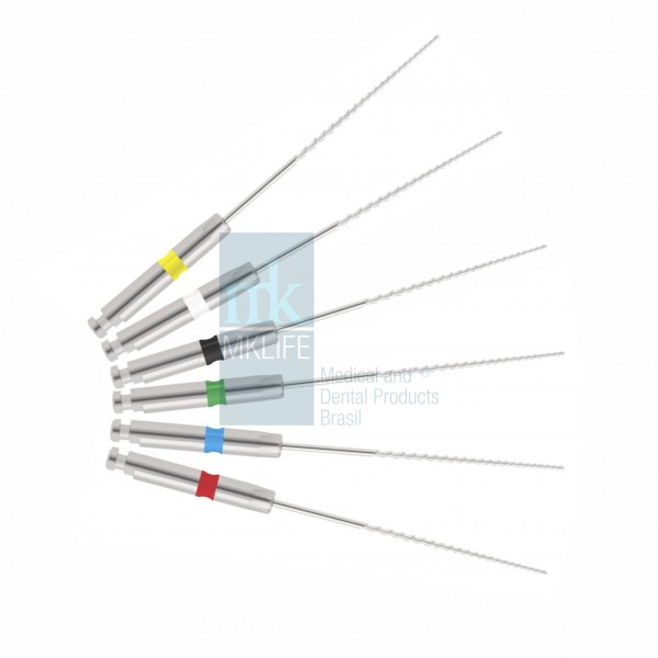Condensador Rotatório 25mm  [Selecione o Tamanho]