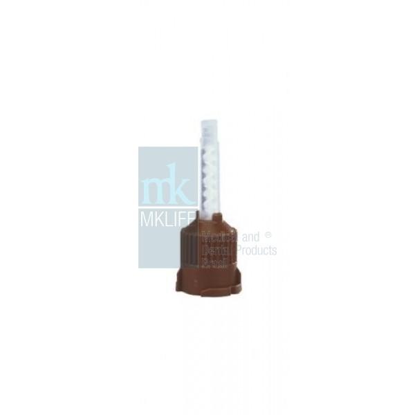Ponteira Misturadora p/ Cimento Resinoso - Marrom